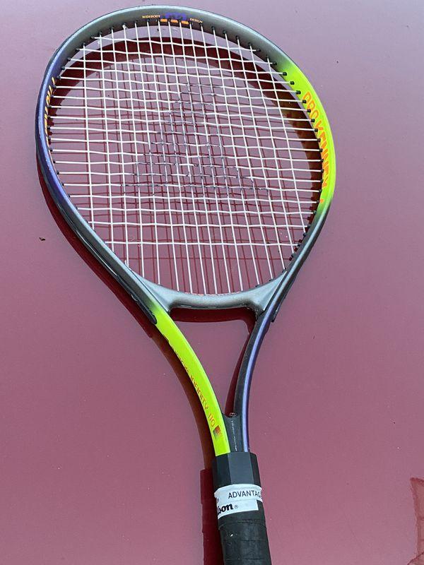 """Pro Kennex Widebody design Junior Destiny 110 Tennis Racquet 4"""" grip #3112"""