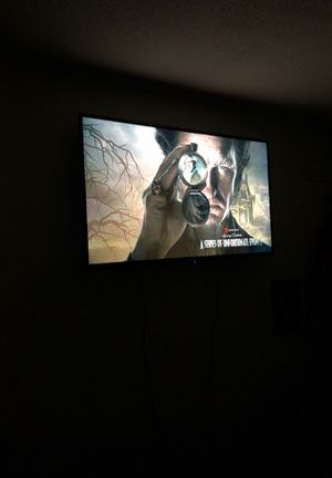 55 inch westing house tv. Built in apps. Need gone ASAP for Sale in Capitol Heights, MD