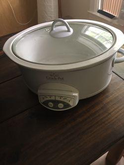 Crockpot for Sale in Tucker,  GA