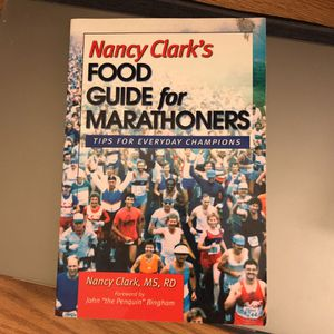 Book - Food Guide For Marathoners for Sale in Perris, CA