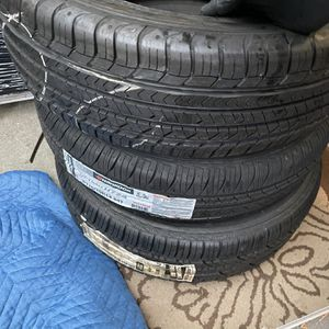 I have 3 Single Tires I ONLY HAVE 1 please Read Description For The Sizes I Have for Sale in Bellevue, WA