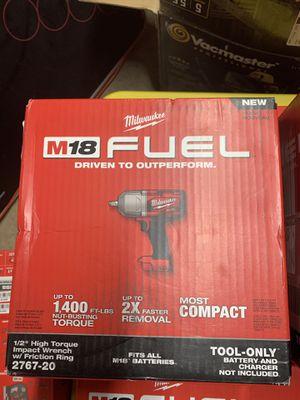 Miwalkee power tool for Sale in Grand Terrace, CA