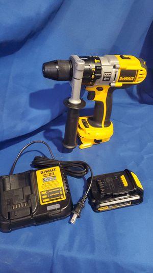 Dewalt hammer drill for Sale in Bethlehem, PA