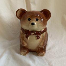 Teddy bear cookie jar for Sale in Washington,  DC