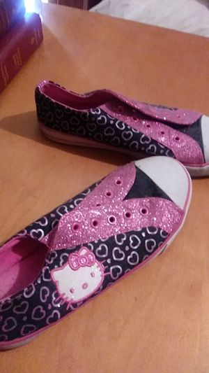 Sz 4 Hello Kitty shoes for Sale in Winter Springs, FL