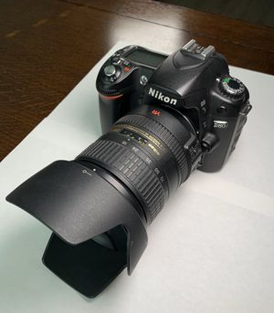 Nikon Digital Camera W/18-200mm Nikkor Lens and Durable Carrying Case! for Sale in Durham, NC