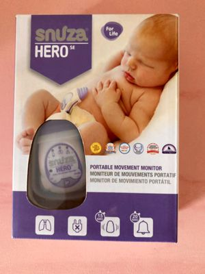 Snuza Hero Baby Movement Monitor for Sale in San Diego, CA