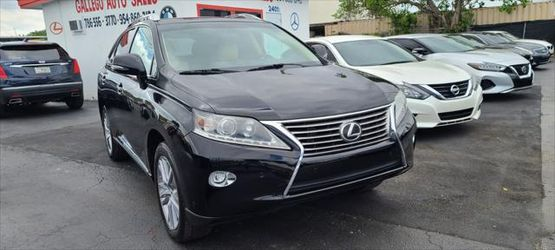 2015 Lexus Rx 350 for Sale in West Park,  FL