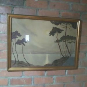 Early Japanese Watercolor for Sale in Alexandria, VA