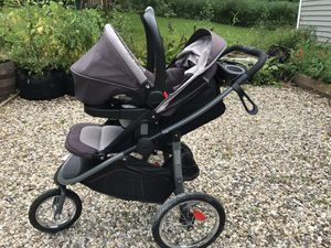 Graco Modes jogger travel system for Sale in Haddam, CT