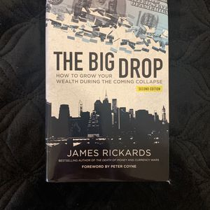 The Big Drop By James Rickards for Sale in City of Industry, CA