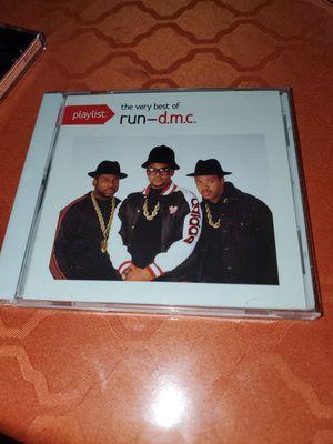 Run DMC Greatest Hits CD for Sale in New York, NY