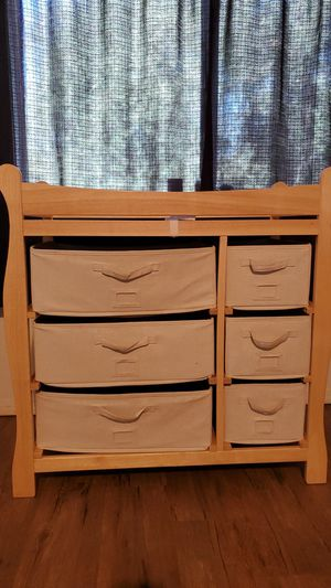 Changing table for Sale in Woodlake, CA