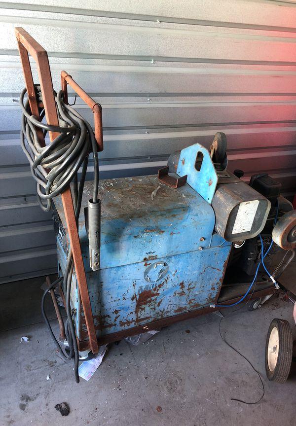Old miller welder parts for Sale in Los Nietos, CA - OfferUp