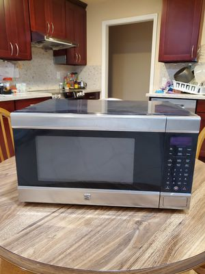 Kenmore Elite Microwave $80. for Sale in San Lorenzo, CA