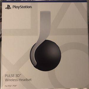 Pulse 3D Wireless Headset for Sale in Fairfax, VA