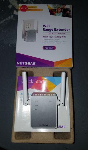 Netgear Wifi Internet Range Extender for Sale in Rancho Santa Margarita, CA