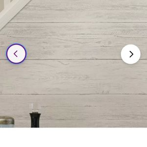 2 Rolls Shiplap Peel And Stick Removable Wallpaper for Sale in Arvada, CO