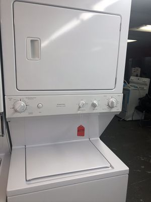 """Used GE 27"""" stackable. 1 year warranty for Sale in St. Petersburg, FL"""