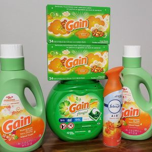 Gain Laundry Household Bundle for Sale in Brooklyn, NY