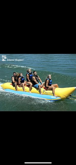 Inflatable Banana boat for Sale in Modesto, CA