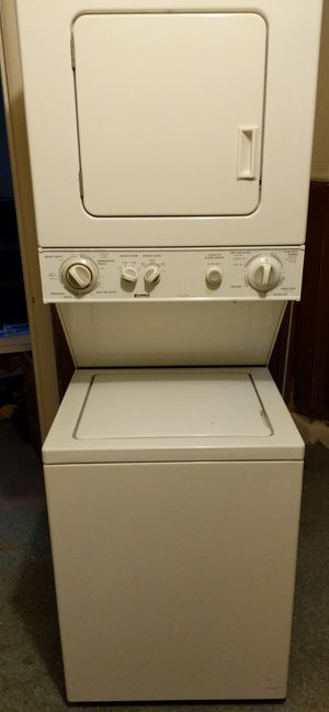 """24"""" washer and dryer combo for Sale in Silver Spring, MD"""