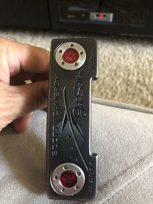 Scotty Get Setter limited release putter for Sale in Chino Hills, CA