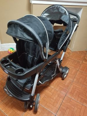 DOUBLE STROLLER 👶 for Sale in San Diego, CA
