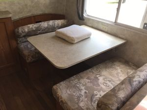 Camper dinette set (4 pieces) ** cushions only for Sale in Effingham, SC