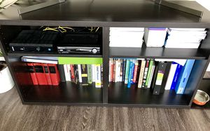 TV Unit with Shelves for Sale in St. Louis, MO