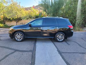 2015 NISSAN PATHFINDER🙂🙃 SUPER NICE 3RD ROW SEATING ! for Sale in Phoenix, AZ