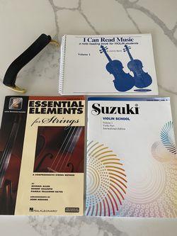 Violin Books for Sale in Oregon City,  OR