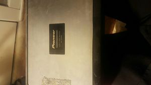 Pioneer GM-D8400M amp for Sale in Columbus, OH