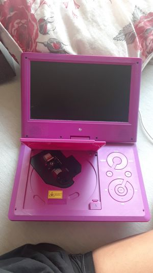 Pink Portable DVD Player for Sale in Escondido, CA