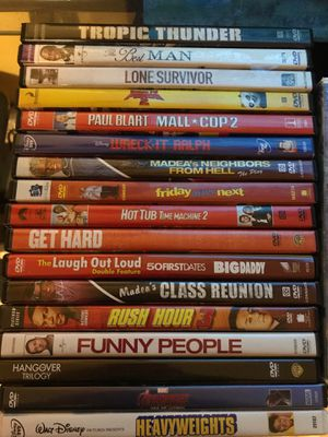 Assorted DVD Movies for Sale in Port Arthur, TX