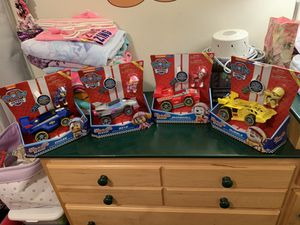 Paw patrol racers for Sale in Moseley, VA