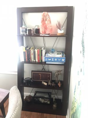 Two wooden bookshelves for Sale in Tampa, FL