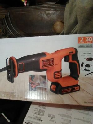 Cordless saw zaw for Sale in Maurice River, NJ