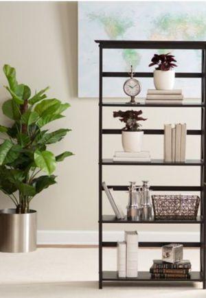 New!! Bookcase, bookshelves, 5 shelves bookcase, storage unit, organizer , shelving display, living room furniture for Sale in Phoenix, AZ
