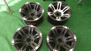 Set of Aluminum Rims for Sale in City of Industry, CA