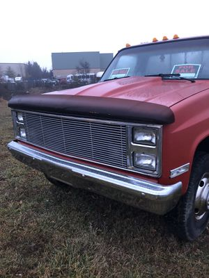 1985 Chevy k3500 for Sale in Sterling, VA