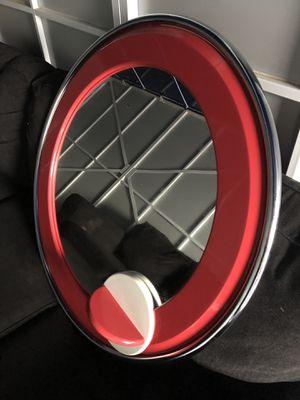 "36"" Round Red Glossy Mirror for Sale in Nashville, TN"