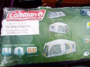 Coleman weathermaster 2 sleeps 10 for Sale in Acampo, CA