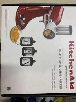 KitchenAid slicer/shredder attachment for Sale in Gainesville, VA