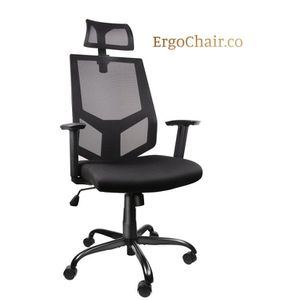 Fancy Ergonomic Office Computer Mesh Chair with Neck Support for Sale in Tempe, AZ