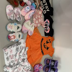 Baby Girl Clothes With Shoes for Sale in Miami, FL