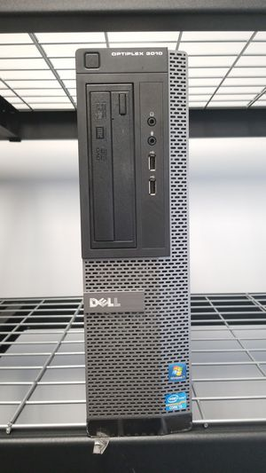 Please Read Dell Optiplex 3010 SFF No HDD for Sale in Powder Springs, GA