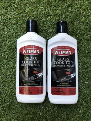 2 Pack WEIMAN Stove Top Cleaner for Sale in Los Angeles, CA