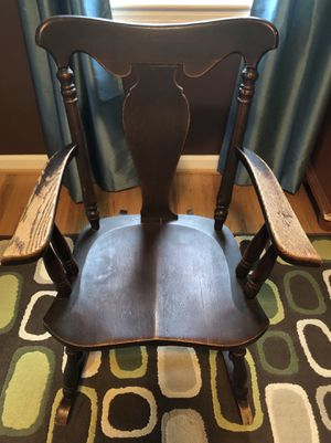 Antique rocking chair for Sale in Falls Church, VA