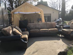 Sofa, Loveseat, & Chair! for Sale in Upland, CA